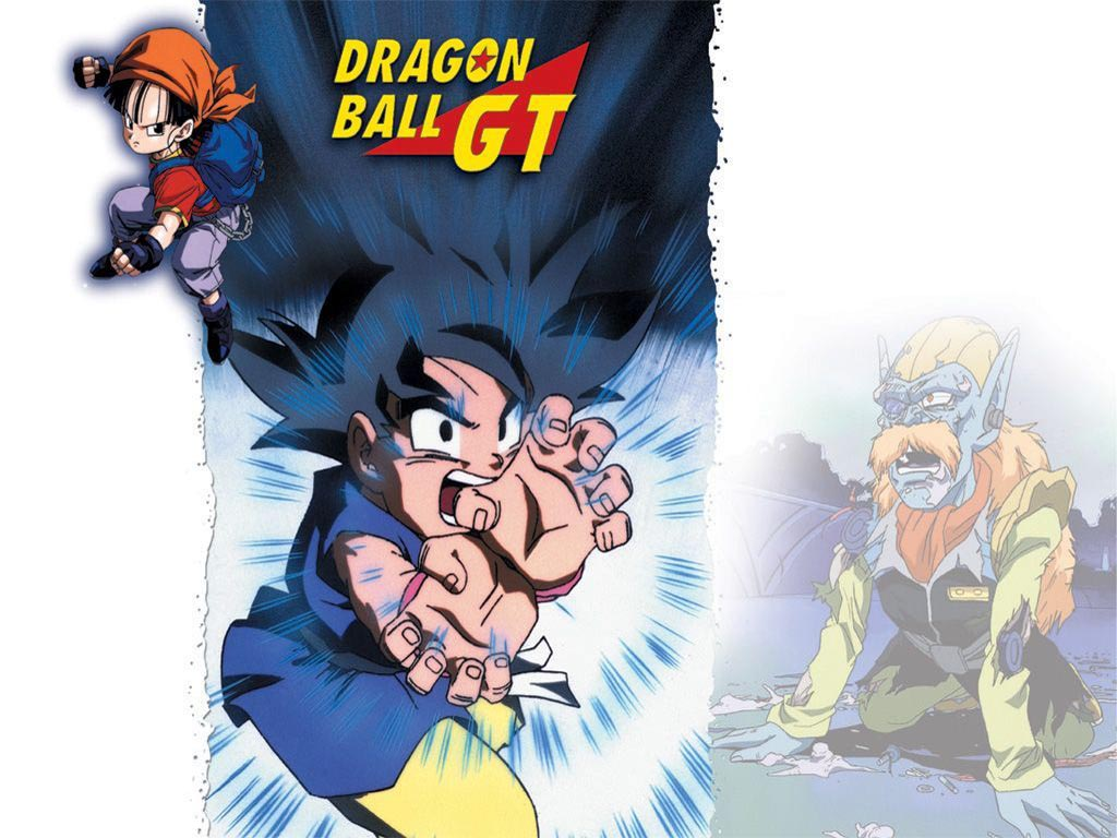 dragon ball gt wallpaper